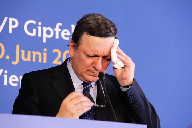 José Emmanuel Barroso, à VIenne